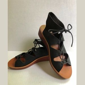 Lucky Brand Shoes - Lucky Brand Hipsta Wedge Sandal